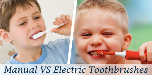 What's better – An Electric or A Manual Toothbrush